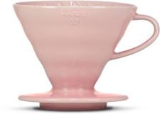 Пуровер Hario рожевий